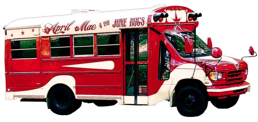 April Mae And The June Bugs - Boogie Bus