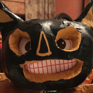 Black Cat Lantern