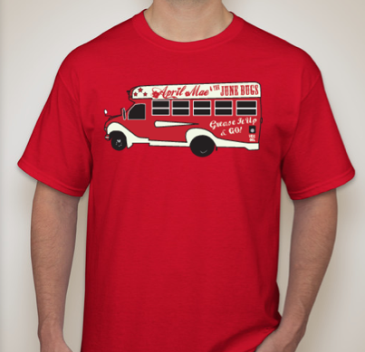 Boogie Bus Red T